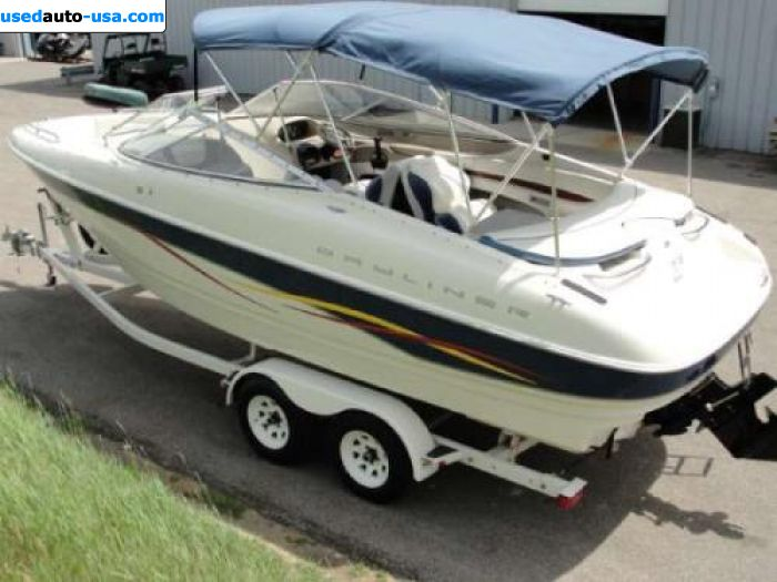 Car Market in USA - For Sale 2001  Boat  Bayliner Capri 