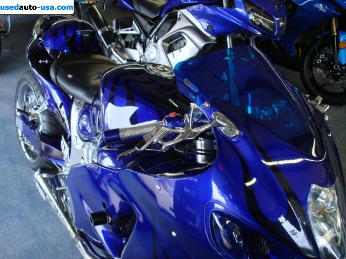 Car Market in USA - For Sale 2002  Suzuki GSX R 1300 