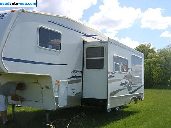 Car Market in USA - For Sale 2005    Keystone 