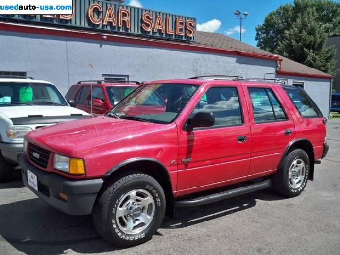 Car Market in USA - For Sale 1997  Isuzu Rodeo