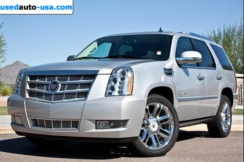 for sale 2010 passenger car cadillac escalade hybrid. Black Bedroom Furniture Sets. Home Design Ideas