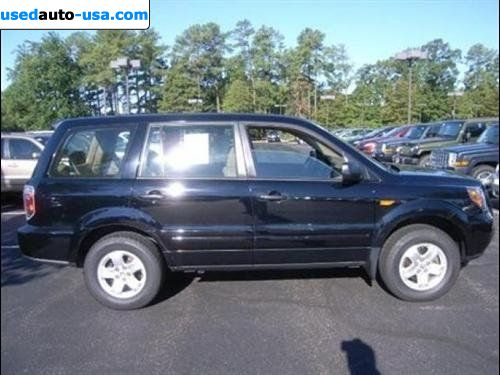 for sale 2006 passenger car honda pilot lx at 4wd. Black Bedroom Furniture Sets. Home Design Ideas