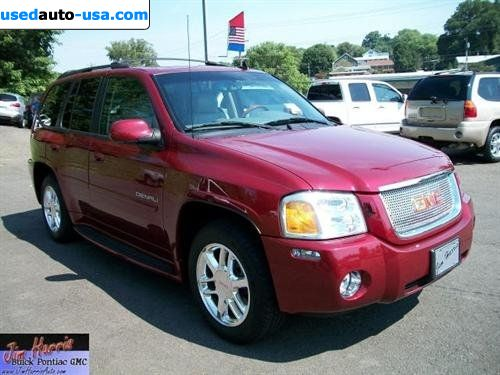 for sale 2007 passenger car gmc envoy denali warrenton. Black Bedroom Furniture Sets. Home Design Ideas