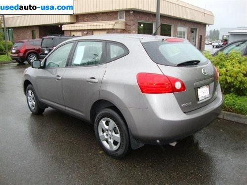 Car Market in USA - For Sale 2009  Nissan Rogue AWD