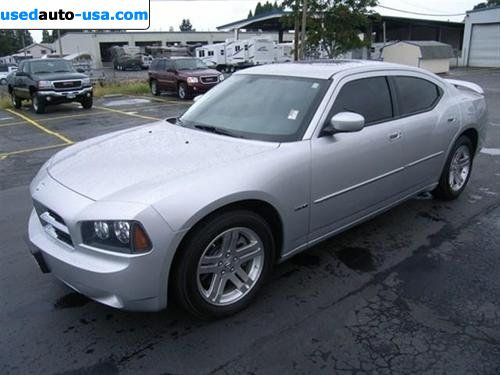 For sale 2006 passenger car dodge charger rt junction city car market in usa for sale 2006 dodge charger publicscrutiny Image collections