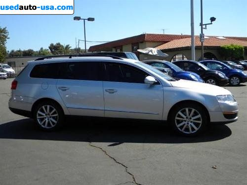For Sale 2007 passenger car Volkswagen Passat Wagon 2.0T, Carlsbad, insurance rate quote, price ...