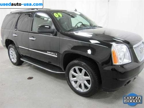 for sale 2009 passenger car gmc yukon denali new castle insurance rate quote price 44999. Black Bedroom Furniture Sets. Home Design Ideas