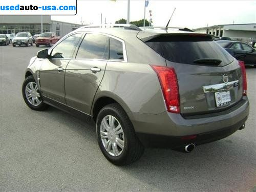 For sale 2011 passenger car cadillac srx luxury collection for Luke fruia motors brownsville texas
