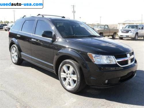 for sale 2009 passenger car dodge journey r t rock springs insurance rate quote price 26995. Black Bedroom Furniture Sets. Home Design Ideas