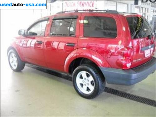 Car Market in USA - For Sale 2007  Dodge Durango SXT