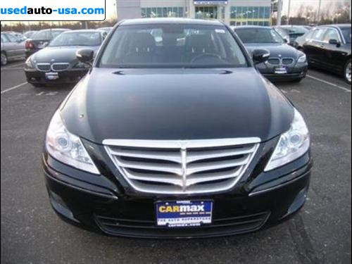 For Sale 2009 passenger car Hyundai Genesis 2009 Hyundai ...
