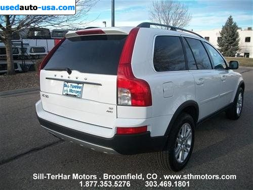 for sale 2009 passenger car volvo xc90 i6 broomfield. Black Bedroom Furniture Sets. Home Design Ideas