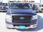 Car Market in USA - For Sale 2004  Ford F 150