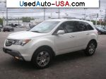 Acura MDX 4WD 4dr AT 