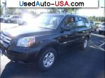 Honda Pilot LX AT 4WD  used cars market