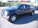 Nissan Frontier SE  used cars market