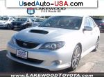Subaru Impreza Sedan WRX  used cars market