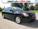 Nissan Altima 2.5 SL  used cars market