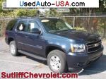 Chevrolet Tahoe LT Sport Utility 4D  used cars market