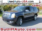 Cadillac Escalade Luxury  used cars market
