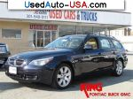 BMW 5 Series Sports Wagon  used cars market