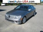 Mercedes C 2009 Mercedes-Benz C-Class 3.0L Luxury  used cars market