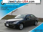 BMW 5 Series Sedan  