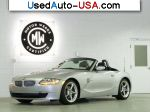BMW Z4 Roadster  used 