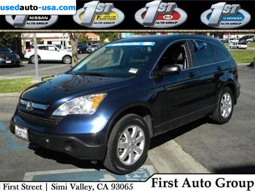 Car Market in USA - For Sale 2008  Honda CR V 2WD 5-Door EX   Automatic