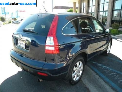 Car Market in USA - For Sale 2008  Honda CR V 2WD 5-Door EX 