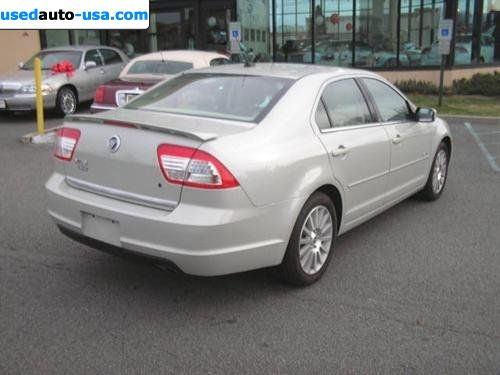 For Sale 2008 passenger car Mercury Milan Premier, Clifton ...