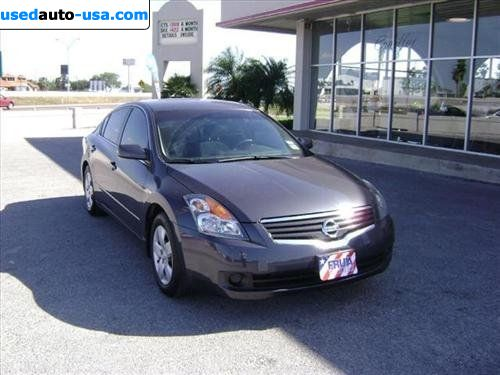 for sale 2007 passenger car nissan altima 2 5 s brownsville insurance rate quote price 15990. Black Bedroom Furniture Sets. Home Design Ideas