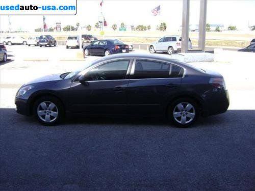Car Market in USA - For Sale 2007  Nissan Altima 2.5   S