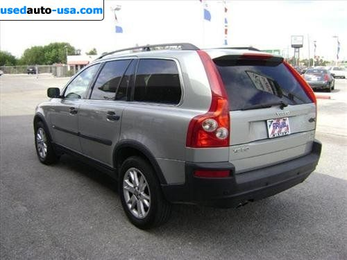for sale 2005 passenger car volvo xc90 t6 brownsville insurance rate quote price 13990. Black Bedroom Furniture Sets. Home Design Ideas
