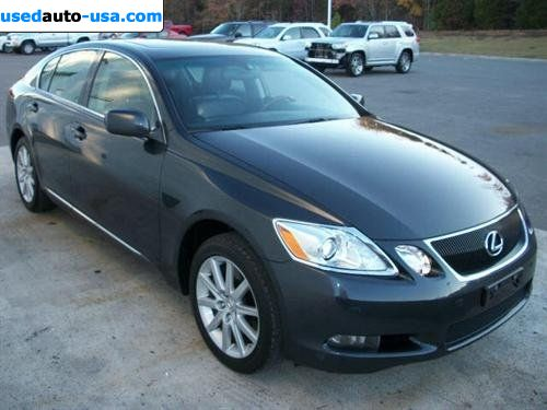 for sale 2007 passenger car lexus gs 350 awd fayetteville insurance rate quote price 28500. Black Bedroom Furniture Sets. Home Design Ideas