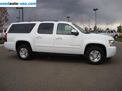 for sale 2008 passenger car chevrolet suburban 2500. Black Bedroom Furniture Sets. Home Design Ideas