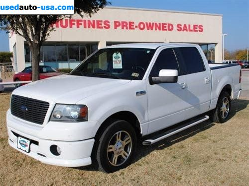 2017 Ford F 150 For Sale >> For Sale 2008 passenger car Ford F 150 FX2, Lewisville ...