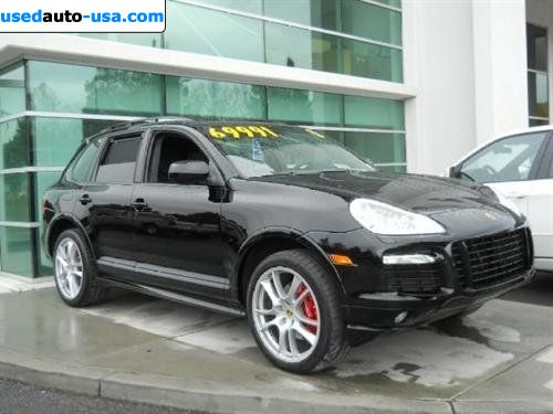 for sale 2009 passenger car porsche cayenne gts mountain view insurance rate quote price 67993. Black Bedroom Furniture Sets. Home Design Ideas