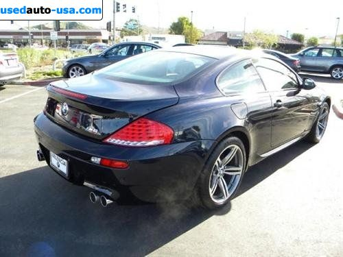 for sale 2010 passenger car bmw m6 coupe valencia insurance rate quote price 89992. Black Bedroom Furniture Sets. Home Design Ideas