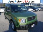 Honda Element EXP AT 4WD  used cars market