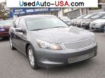 Honda Accord Sedan 4-Door I4 Automatic LX-P  used cars market