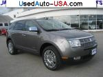 Lincoln MKX AWD  used cars market