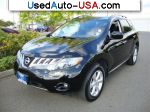Car Market in USA - For Sale 2010  Nissan Murano SL AWD