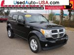 Dodge Nitro SXT  used cars market