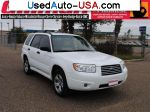 Subaru Forester X  used cars market