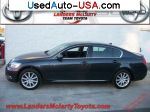 Lexus GS 350 AWD  used cars market
