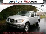Nissan Frontier LE  