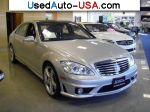 Mercedes S 2008 Mercedes-Benz S-Class 6.3L V8 AMG  used cars market
