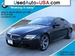 BMW 6 Series Coupe  used cars market