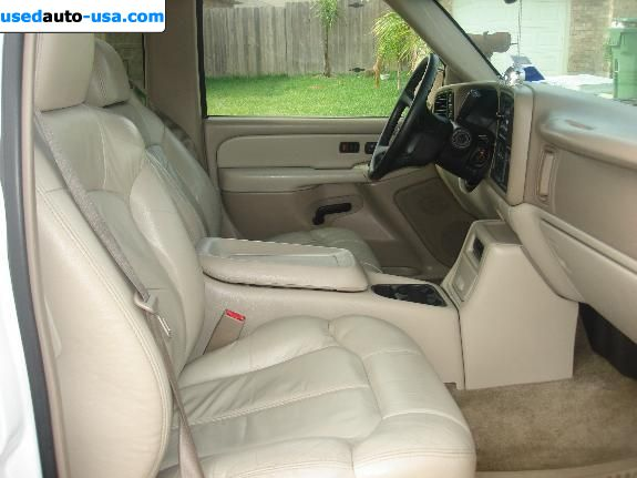 Car Market in USA - For Sale 2002  Chevrolet Tahoe